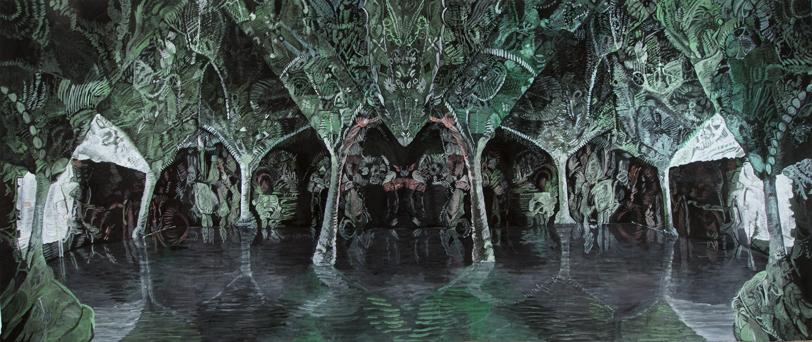 Gazing Pond Chamber